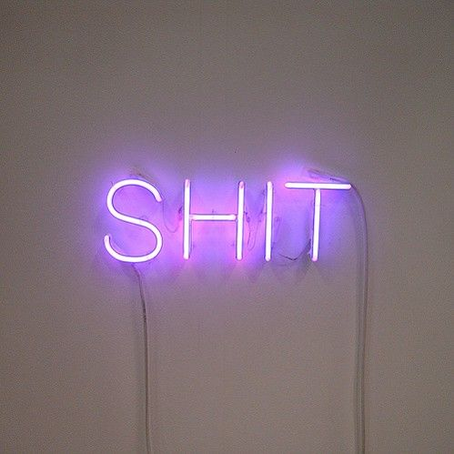 Somedays I need this sign ...It happens.