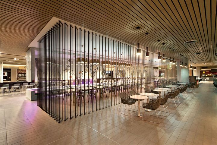 Galleria Food Court Melbourne