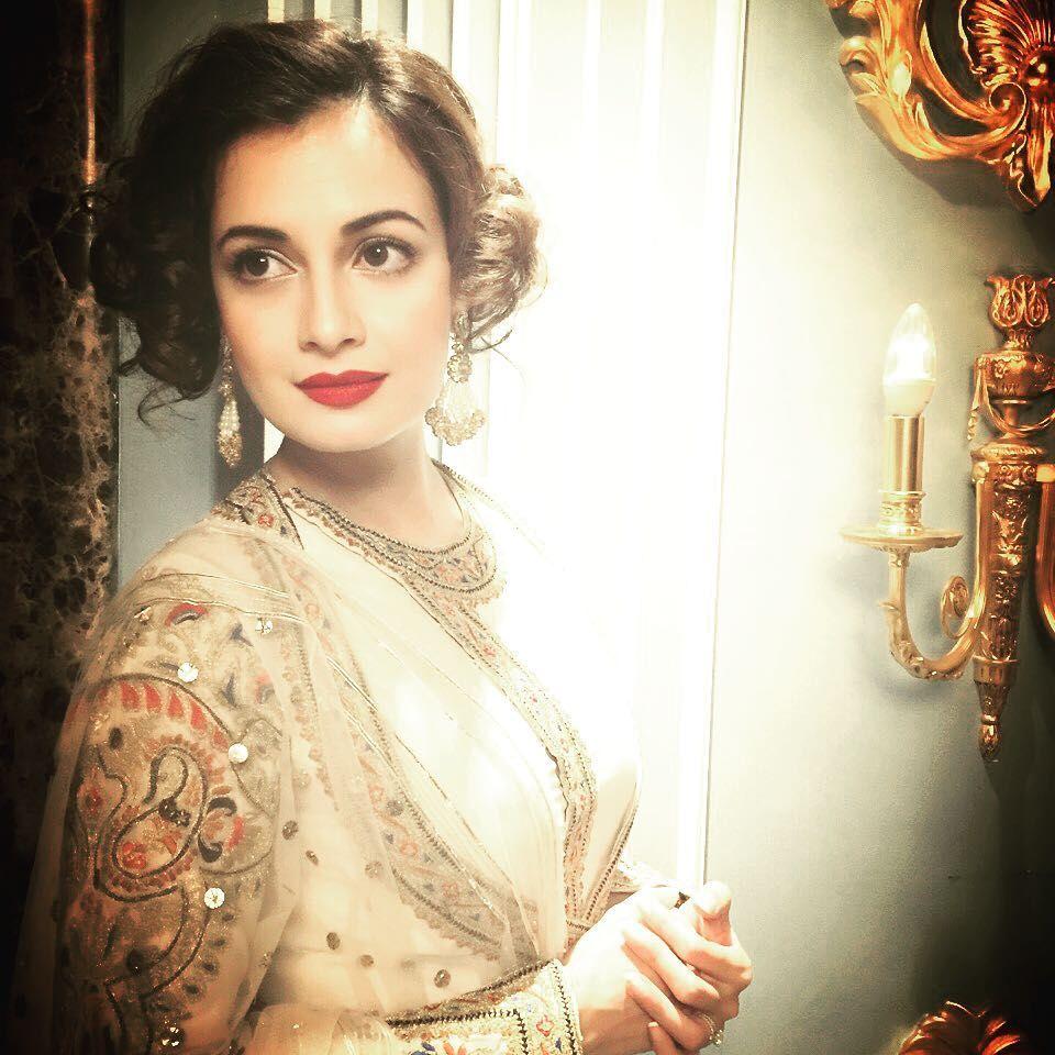 Dia Mirza | Dia | Pinterest | Dia mirza, Bollywood and Princess