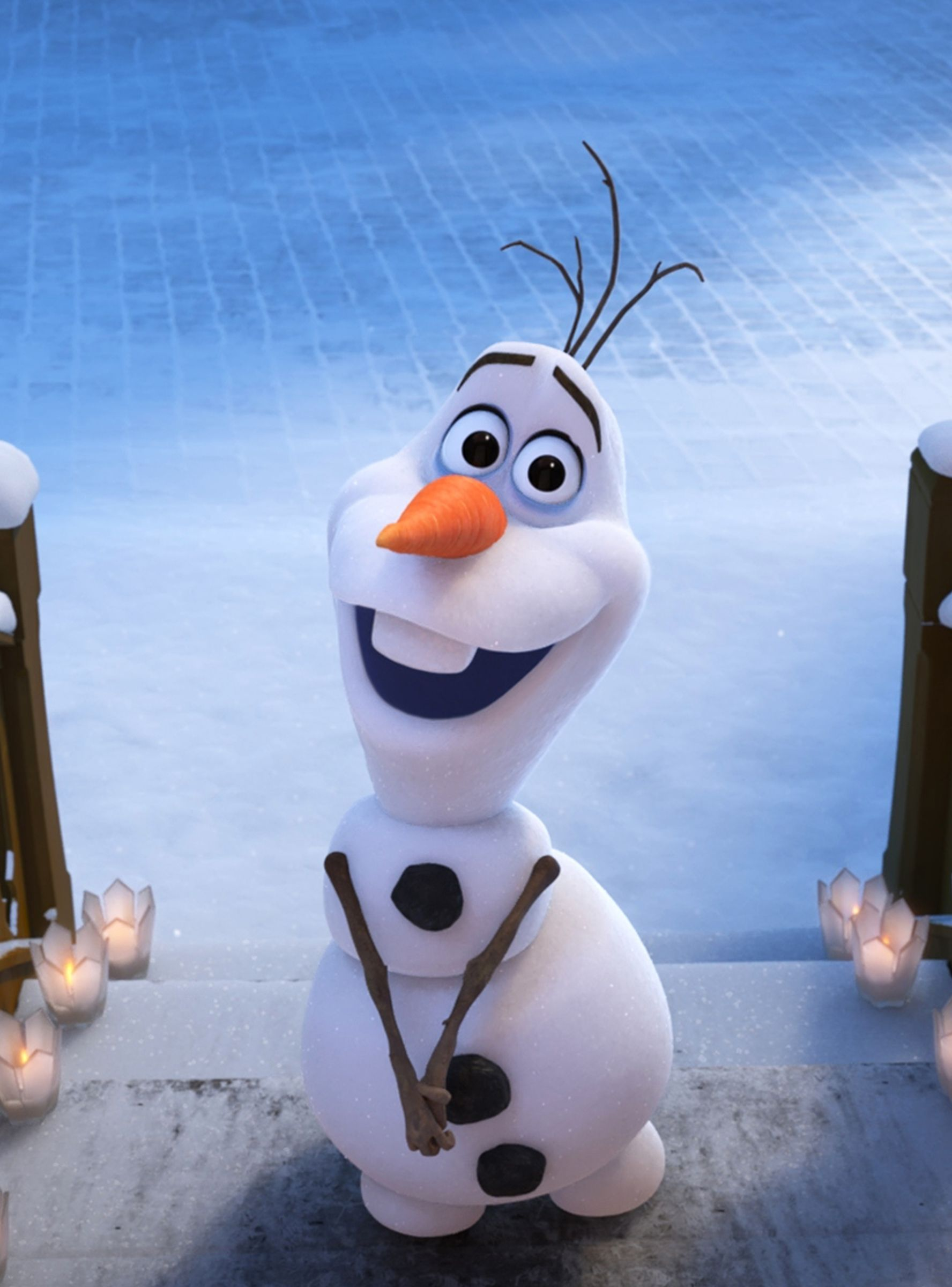 Cute Olaf Wallpapers Moviegoers Love Quot Coco Quot But Not The Mini Quot Frozen Quot Movie