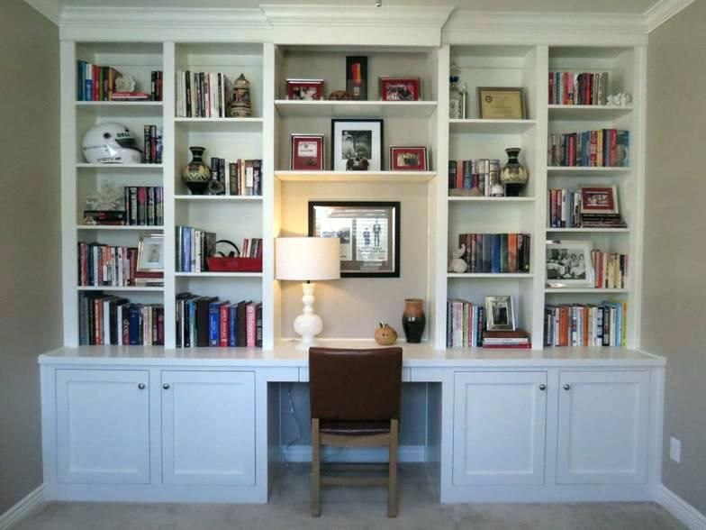 Bookshelves And Desk Built In Bookshelves With Desk Wall Units Bookcase Desk Wall Unit Desk Wall Unit Combination In 2020 Wall Bookshelves Desk Wall Unit Bookcase Wall
