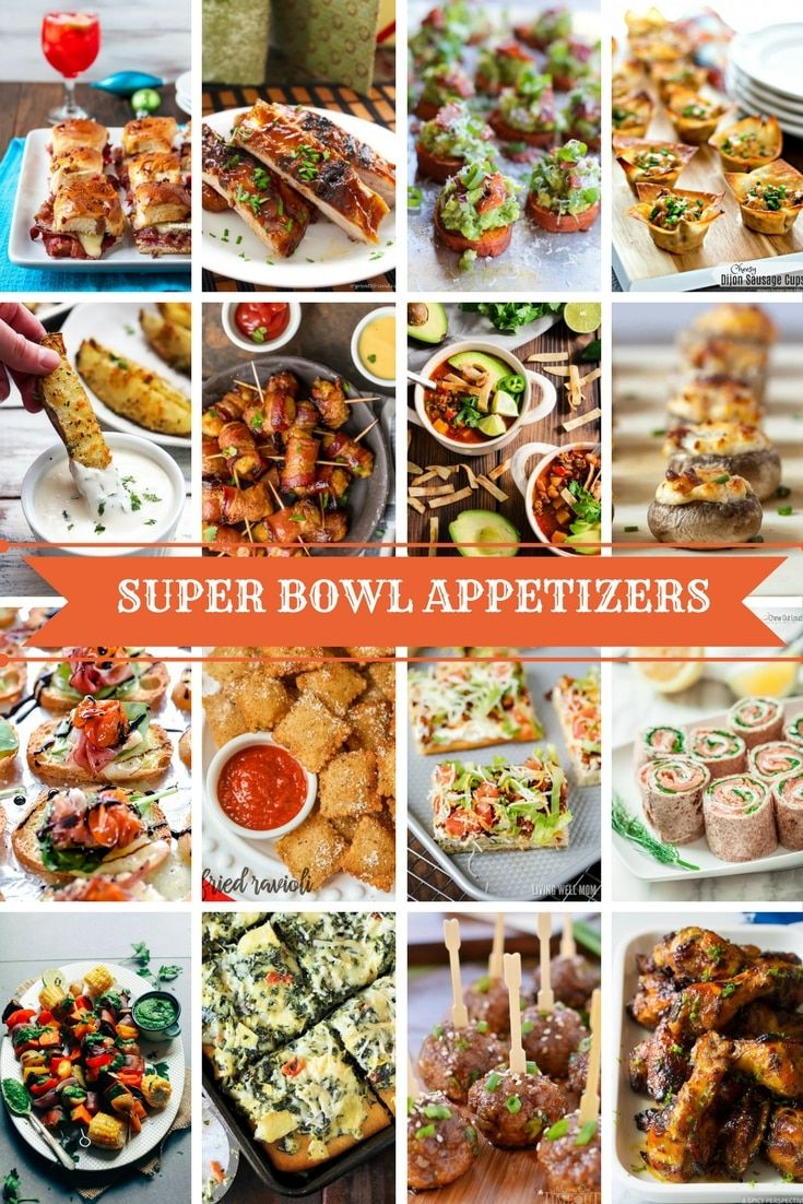 20 Insanely Good Super Bowl Etizers