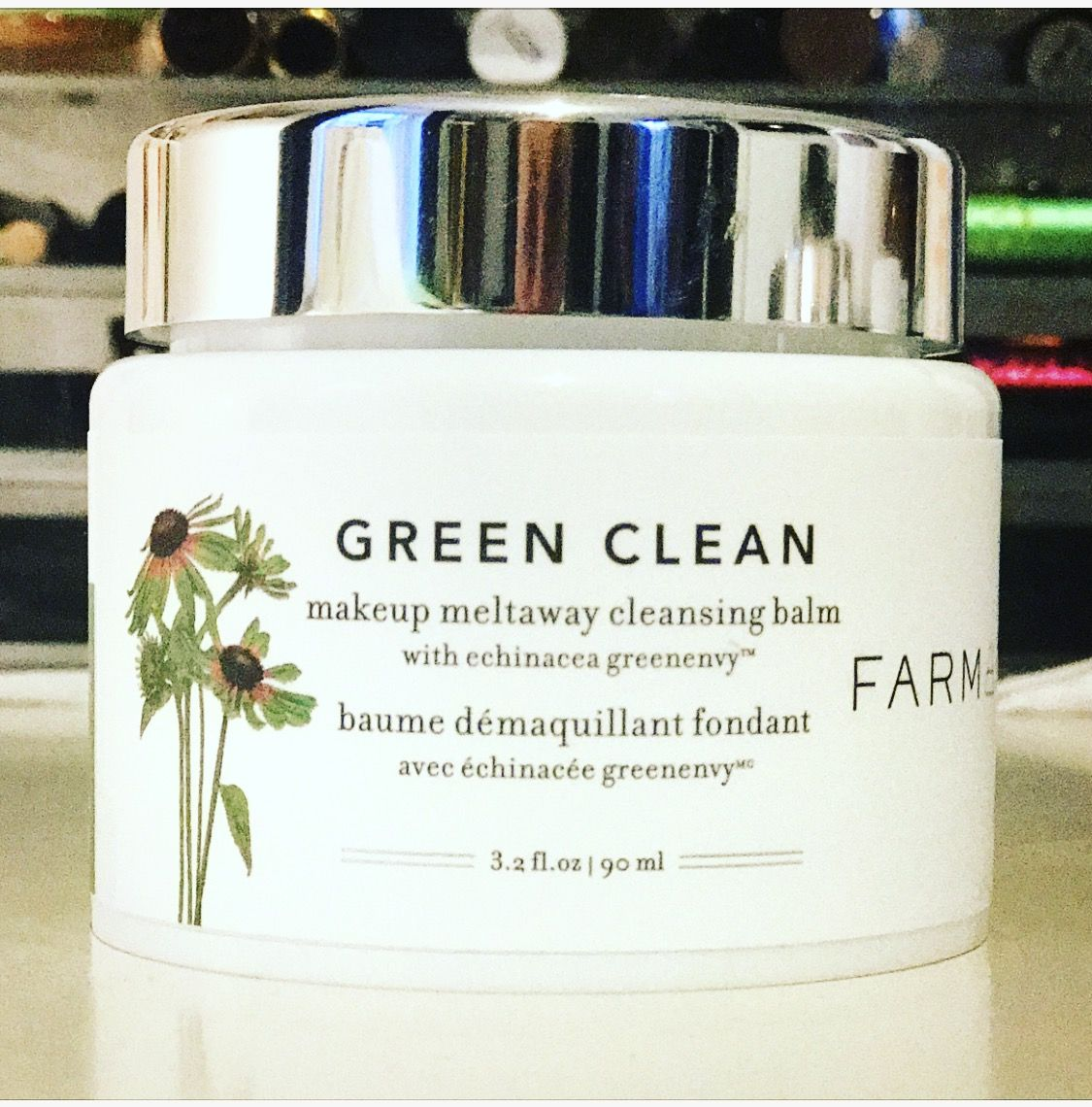 Farmacy Green Clean Makeup Meltaway Cleansing Balm Clean