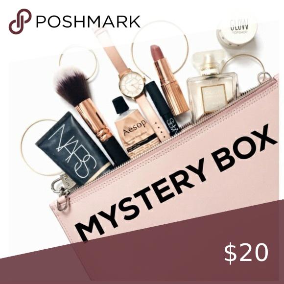 Beauty Mystery Box in 2020 Sephora, Makeup box, Beauty