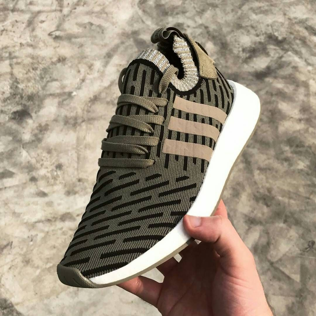 Unreleased NMD PK R2