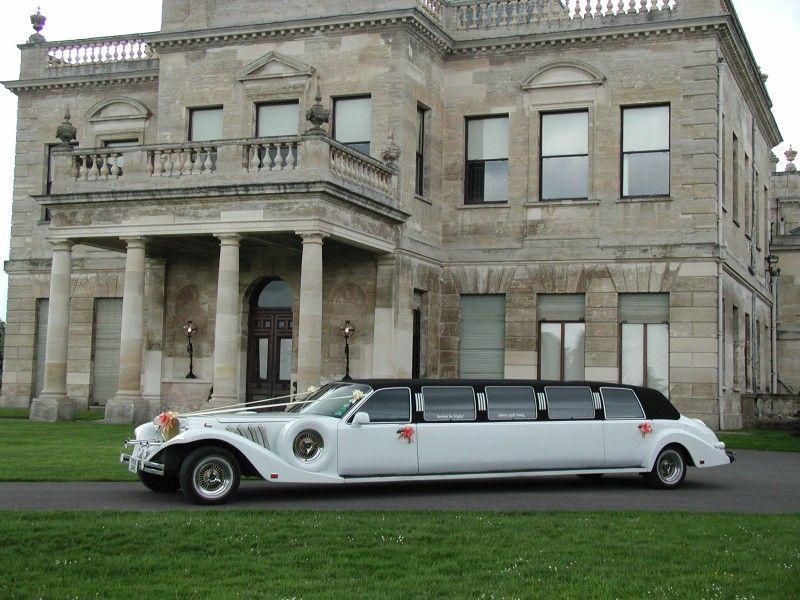 Wedding Car Decorations Excalibur Limousine Wedding Car Wedding Limo Service Wedding Car Wedding Car Decorations