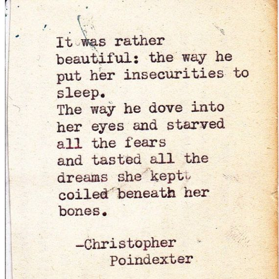 Crumble Life I Will Fall In Love With Your By Christopherspoetry