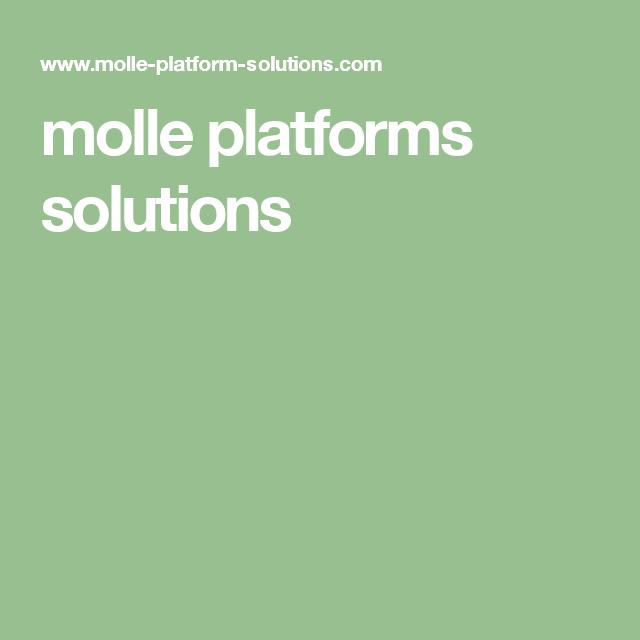 Molle Platforms Solutions Platform Solutions Custom