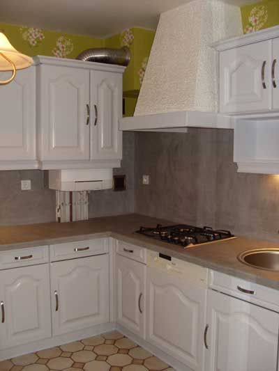 renovation de cuisine - votre ancienne cuisine métamorphosée en - peindre le carrelage sol