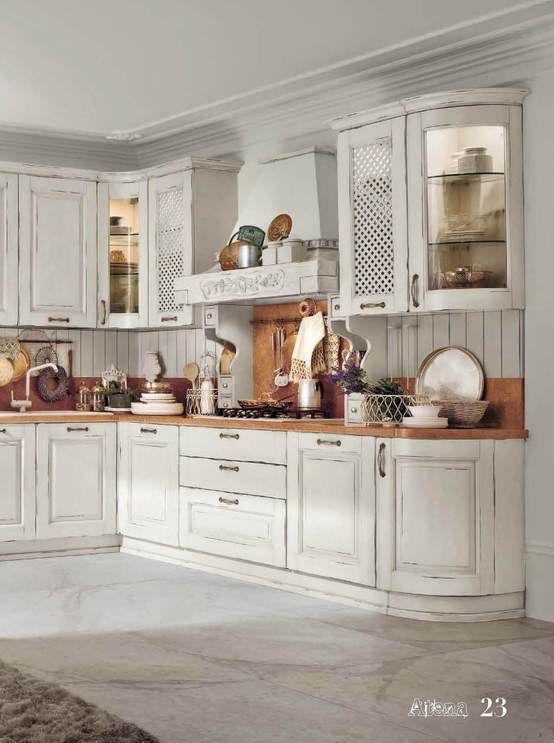 Trendy Wiejska Kuchnia Wnętrza Kitchen Home Decor Home