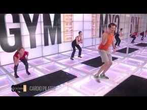 Debout et au sol - Cardio & Pilates 8 #cardiopilates