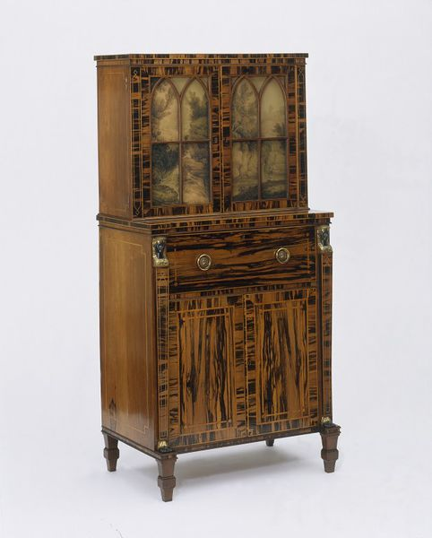 Bureau bookcase | Oakley, George | 1808-10