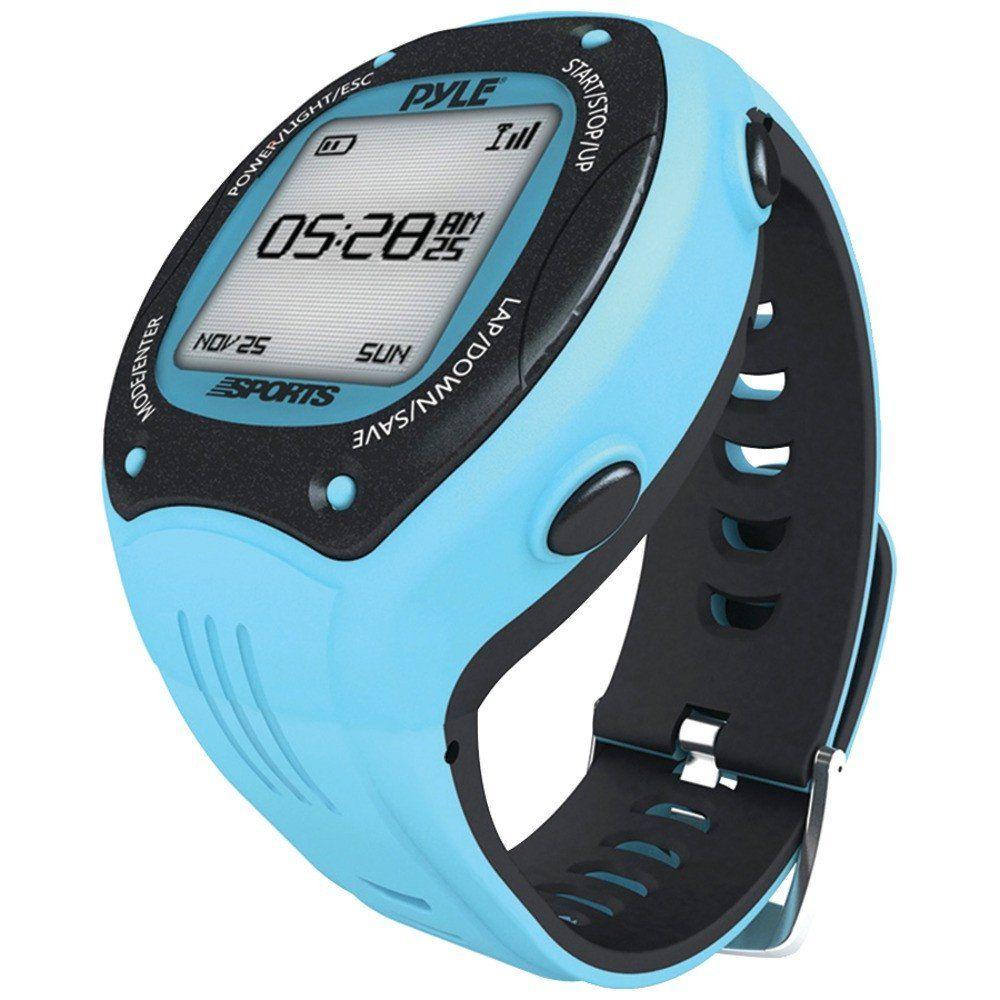 Pylesports Multifunction Smart Gps Activity Watch (blue