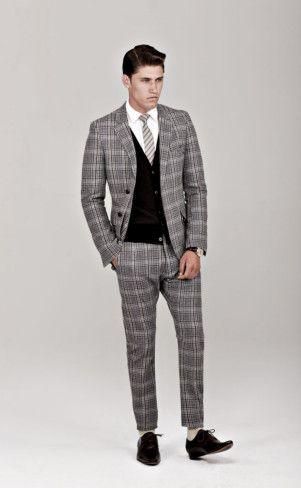 50s Boy Suit Menswear Gq Boys Suits