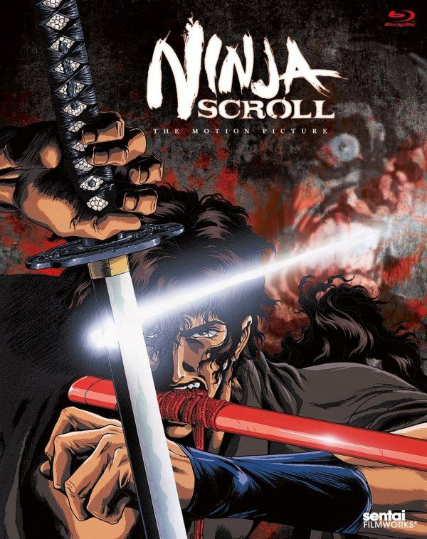 Ninja Scroll see more anime at