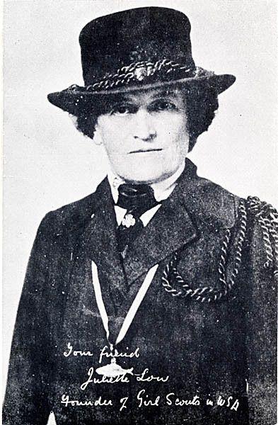 Juliette Gordon Low or