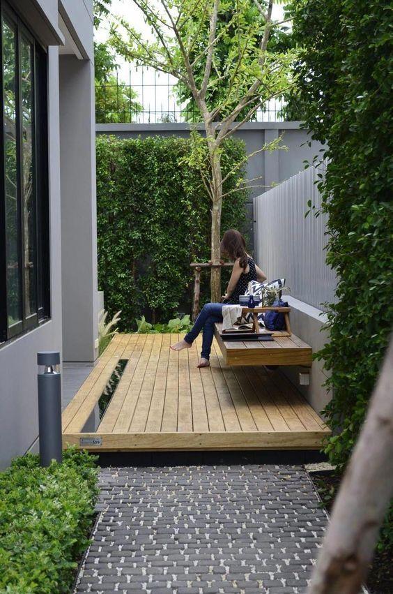 Modern Patio Ideas 19 Modern Backyard Landscaping Small Backyard Landscaping Backyard Garden Design