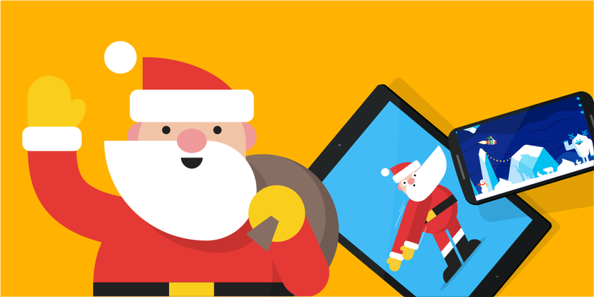 Google releases source code of Santa Tracker for Android
