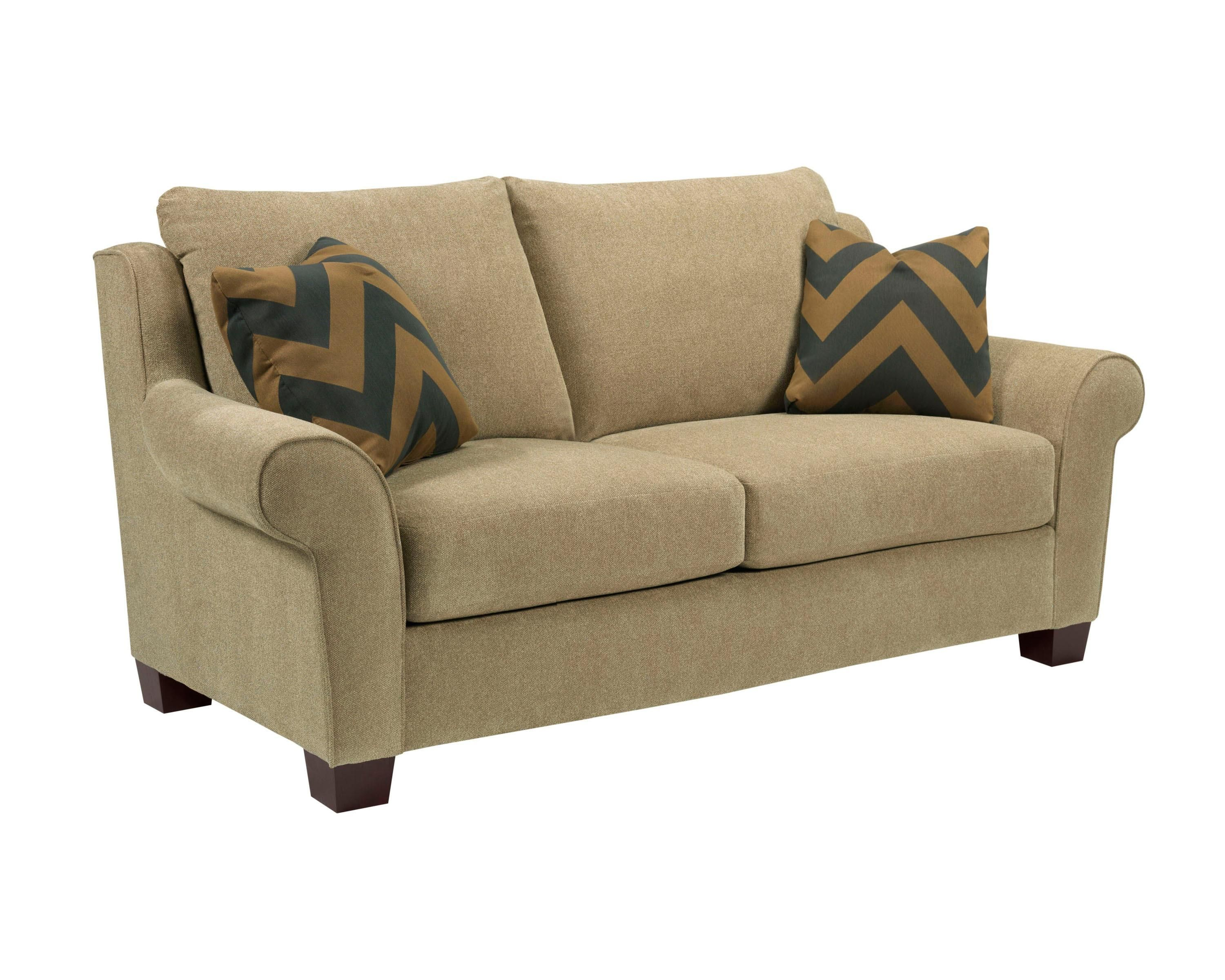 Jersey Transitional Loveseat By Broyhill Furniture