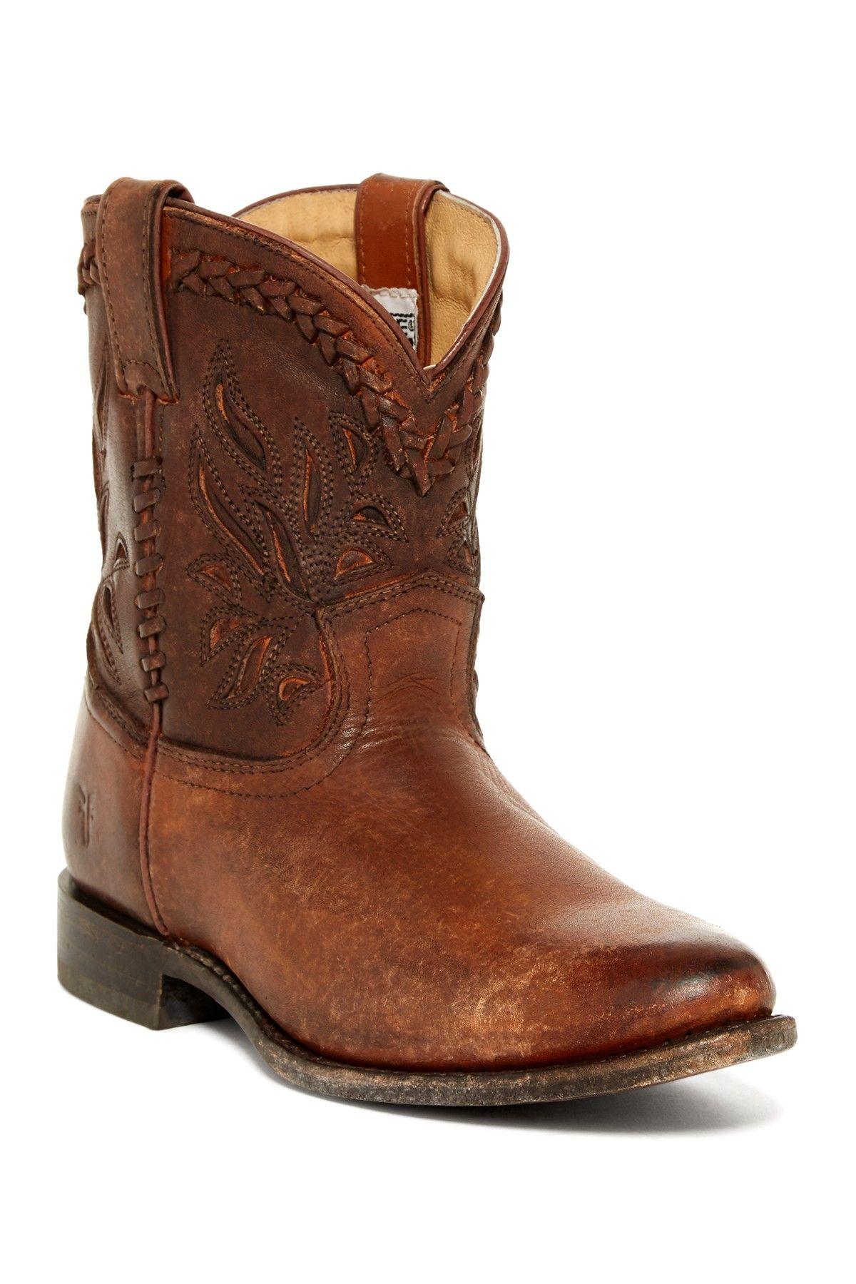 Frye - Wyatt Overlay Short Boot at Nordstrom Rack. Free Shipping on orders over $100.