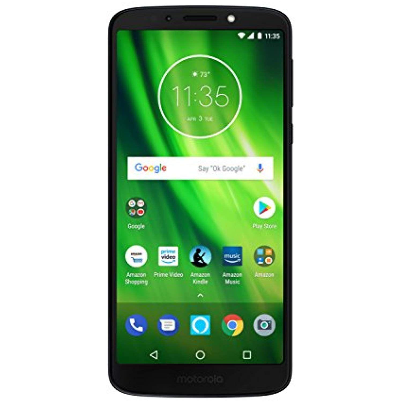 Moto G6 Play – 32 GB – Unlocked (ATandT/Sprint/T