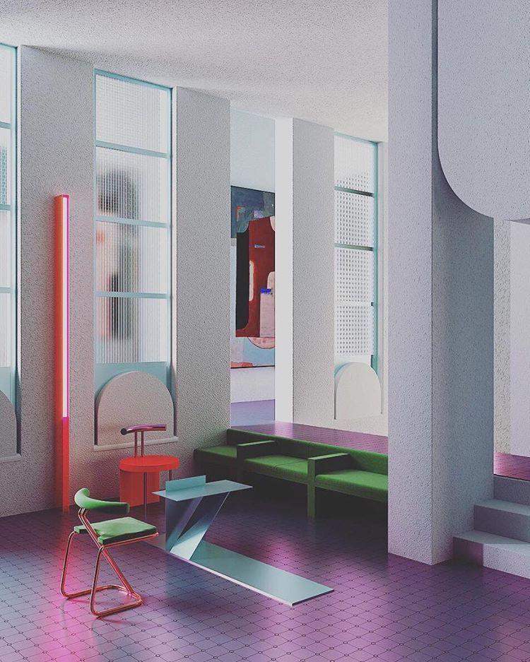 how interior design trends develop