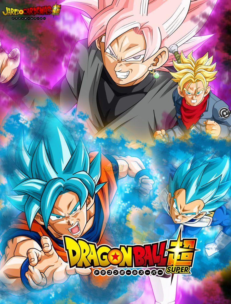Poster Saga Goku Black DBS by jaredsongohan on DeviantArt ...