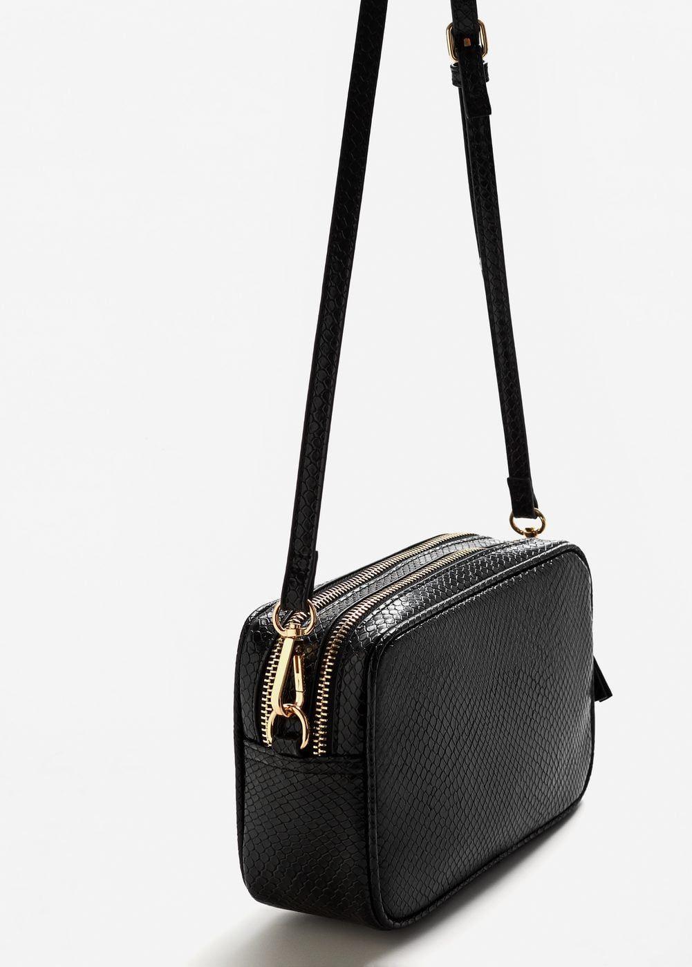 f8e2a10673bd8 Bolso cruzado textura - Bolsos de Mujer in 2019 | backpack | Mango ...