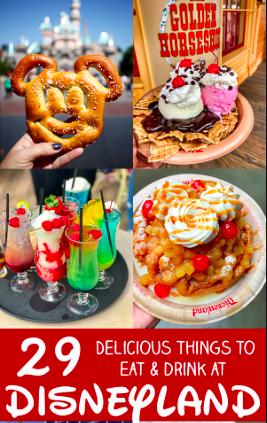 Photo of 29 weitere köstliche Dinge zu essen und zu trinken in Disneyland