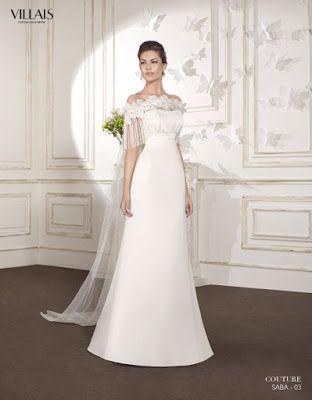 modelos de vestidos de novia sencillos y elegantes supernatural