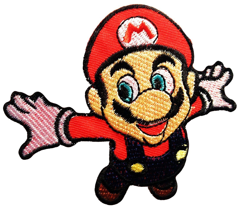 Volant Mario Bros Saut Vidéo Comic Jeu Super Enfants ARjqc534LS