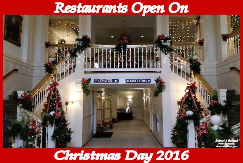 Restaurants Open Christmas Day Near Me.Restaurants Open Christmas Day Restaurants Around Ocean