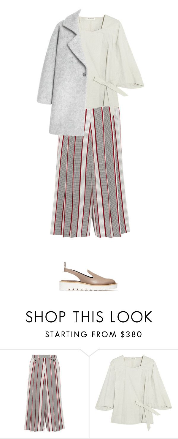 """""""Untitled #978"""" by agniecha ❤ liked on Polyvore featuring Victoria Beckham, STELLA McCARTNEY, Étoile Isabel Marant and MANGO"""