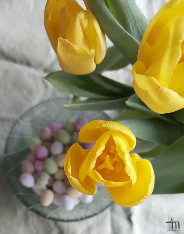 Pääsiäinen - hiljentymistä, lepoa ja läheiset koolla