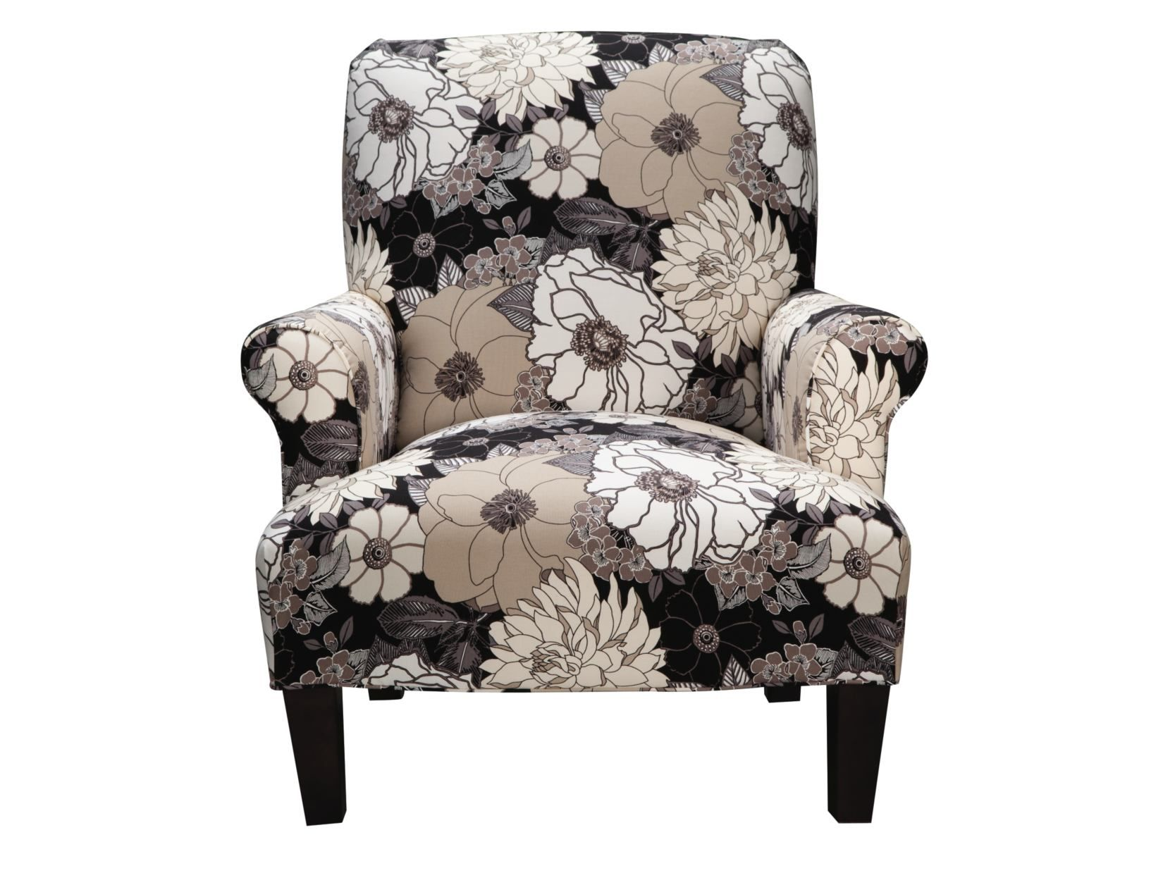 Brinkley Floral Accent Chair - American Signature Furniture