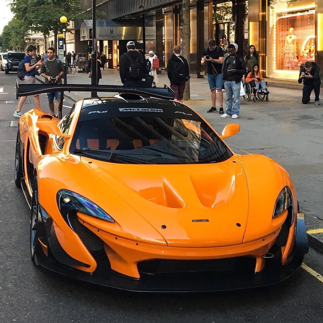 Orange P1 Lm Super Cars Cool Sports Cars Japanese Sports Cars