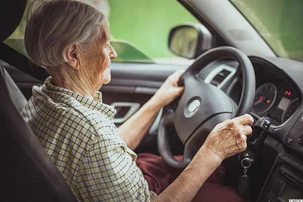 Can You Drive Into Old Age Without Paying For It? If you're healthy enough to keep driving past age 70, it gets a bit more expensive to keep it up. However, there are a few tricks to cut the cost.