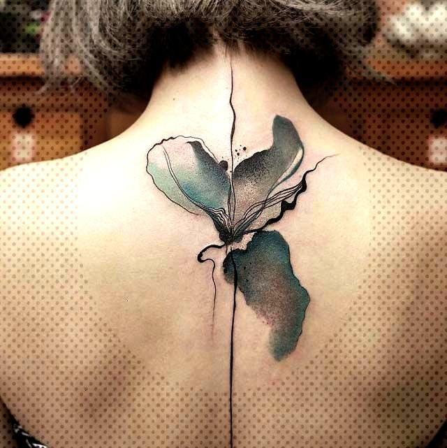 Chen Jies Watercolor Tattoo Models - Deal - Chen Jies Watercolor Tattoo Models – Deal – –