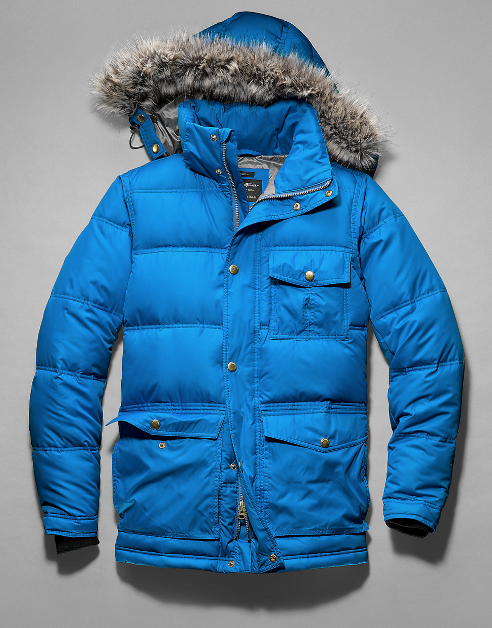 d851fcafb9138 Men s Modified Kara Koram Down Parka. Inspired by Eddie s original 1953  Kara Koram that was built for the legendary Third American Karakoram  Expedition and ...
