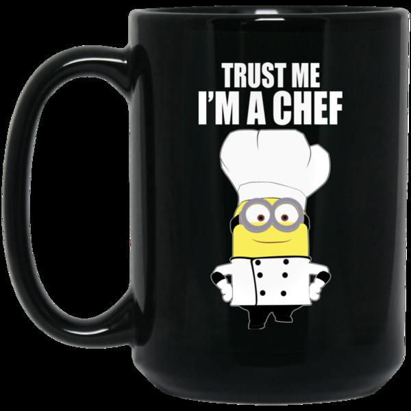 grande nouveauté tasse 11oz Qualité Trust Me I/'m A Chef
