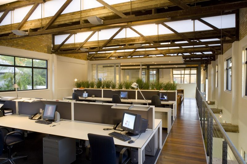 Funky Warehouse Building East Brisbane Office Space East
