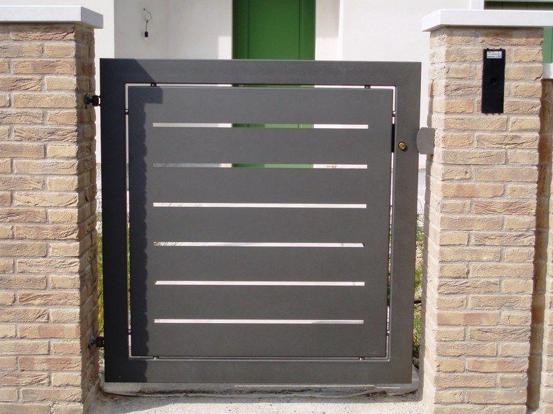 Recinzioni ville moderne cerca con google steel gates for Ingresso ville moderne