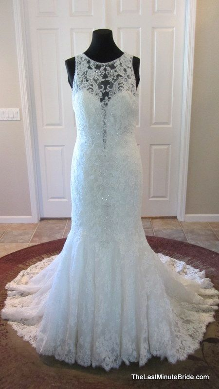 Allure Allure Couture C280 Size 10 Wedding Dress | Allure couture ...