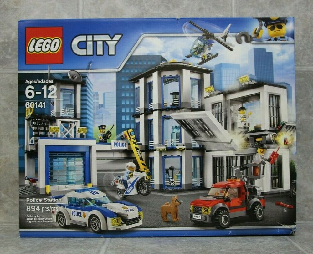Lego City Police Station 60141 Afflink Contains Affiliate Links When You Click On Links To Various Mer Lego City Police Station Lego City Lego City Police