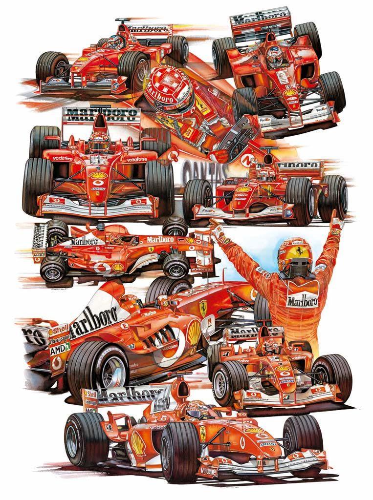Pin em M.Schumacher