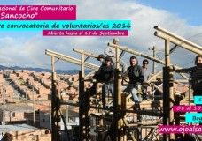 Convocatorias Voluntarios/as 2016