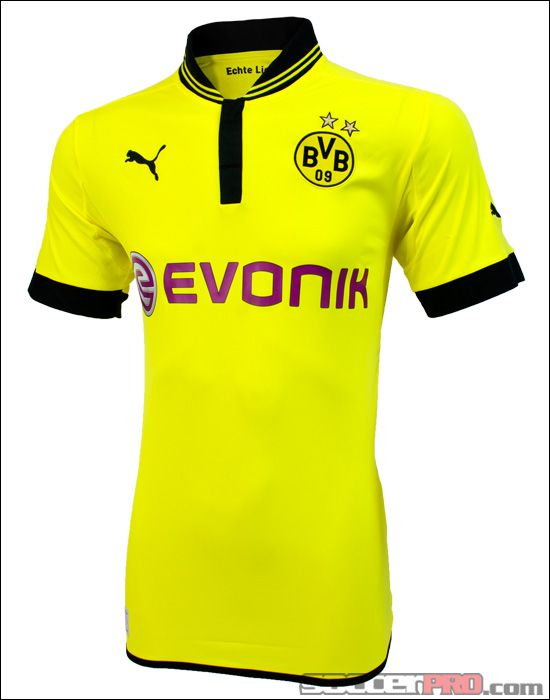 sports shoes 90d36 77b61 Puma Borussia Dortmund Home Jersey 2012...$67.49 | Soccer ...