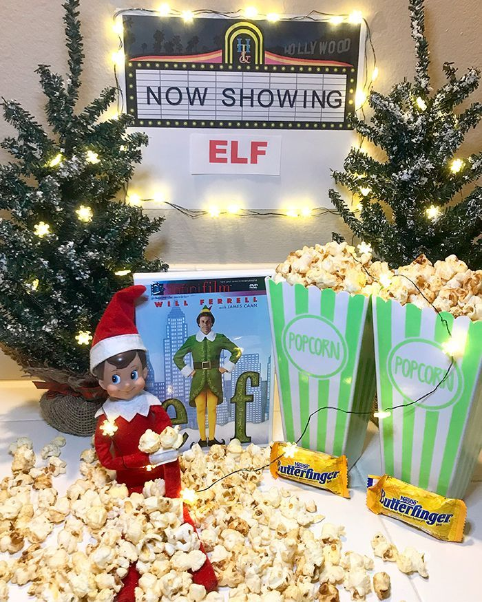 ELF ON THE SHELF IDEAS | Red Carpets to Runny Noses