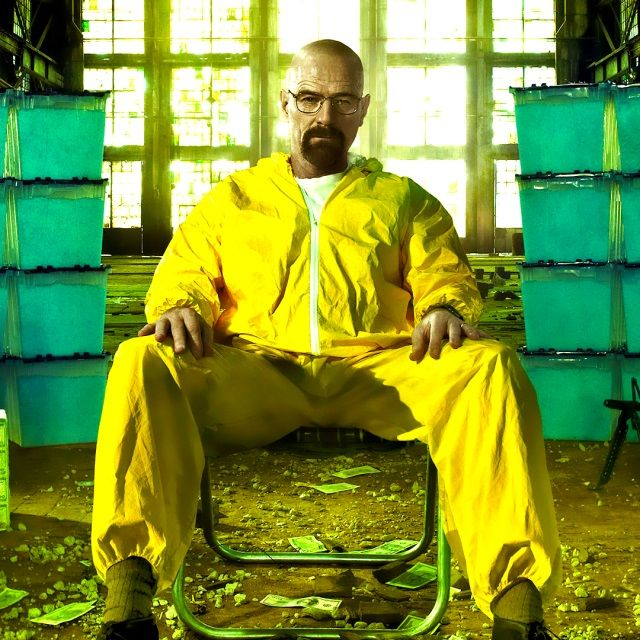 Breaking Bad an Official Alternative Ending: Bad in the Middle...