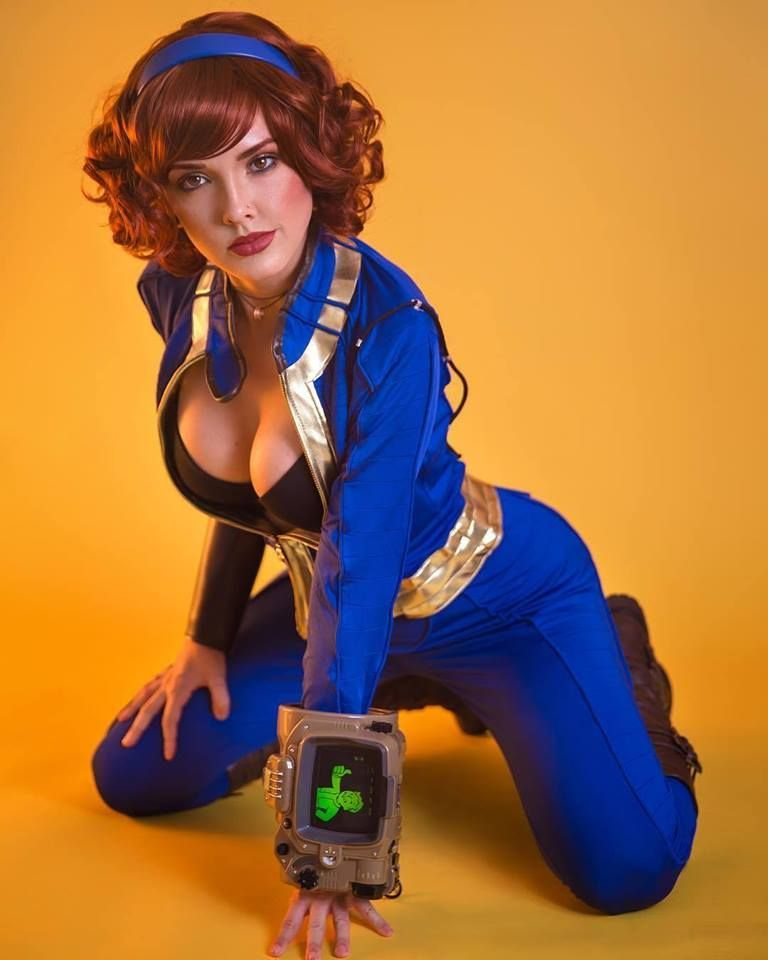 Cosplay sexy fallout Cosplay Girls